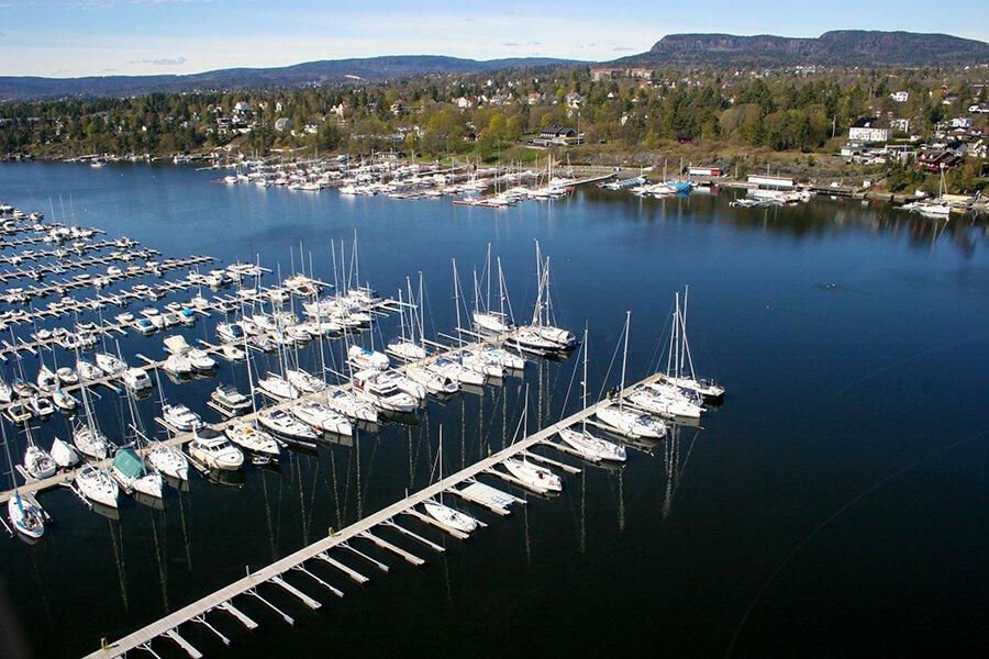 Båtplass i Oslo - Oksenøya Marina