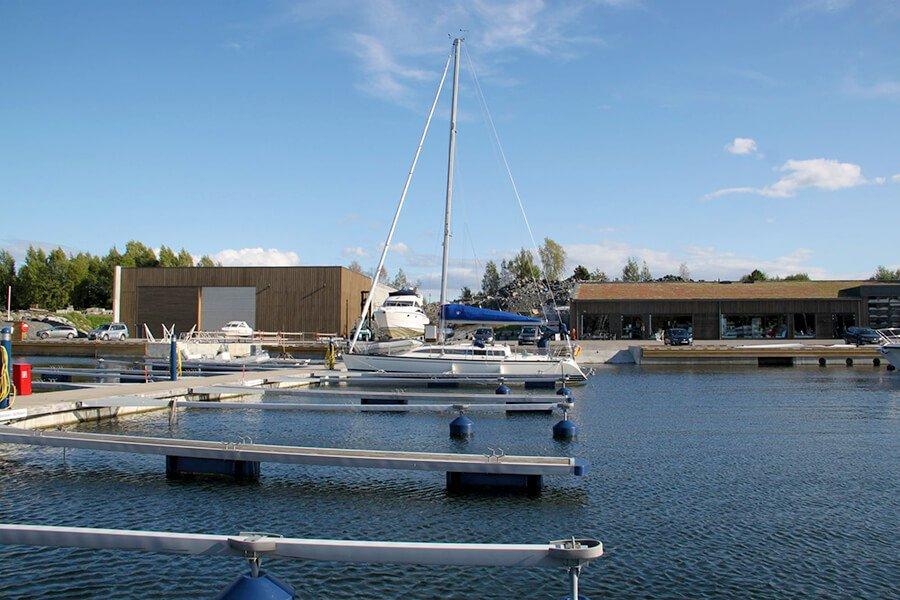 Oksenøya Båt